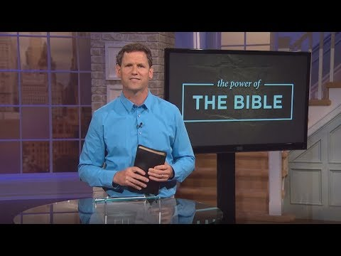 How To Get Into God's Word / THE POWER OF THE BIBLE