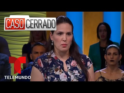 Caso Cerrado | Mom Allows Underaged Relationship 👴🏼👧🏻🤢🚨  | Telemundo English