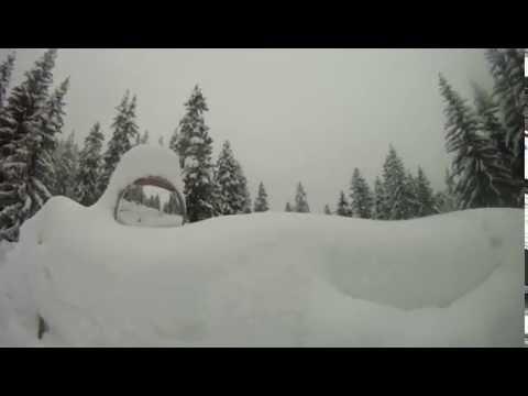 big snowfall Madonna di Campiglio 3