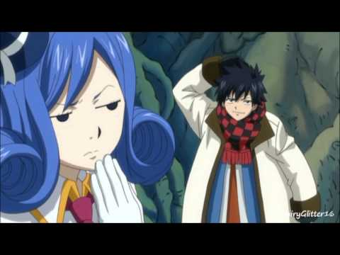 edolas fairy tail juvia amp gray funny moment episode 78