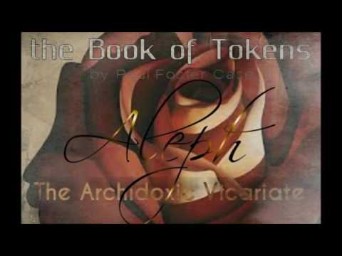 The Book of Tokens by Paul Foster Case (chapter) 1 Aleph