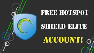 How to get an Elite account on Hotsopt Shield Vpn on Android!!