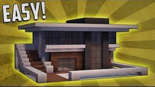 Minecraft Lüks Ev Yapımı 2