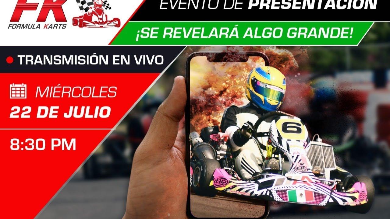 Fórmula Karts - Evento de Presentación