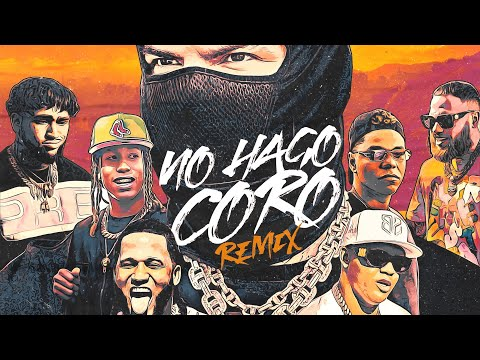 Farruko, Ghetto & El Alfa Ft. Nino Freestyle, Bryant Myers, Miky Woods, Secreto – No Hago Coro Remix