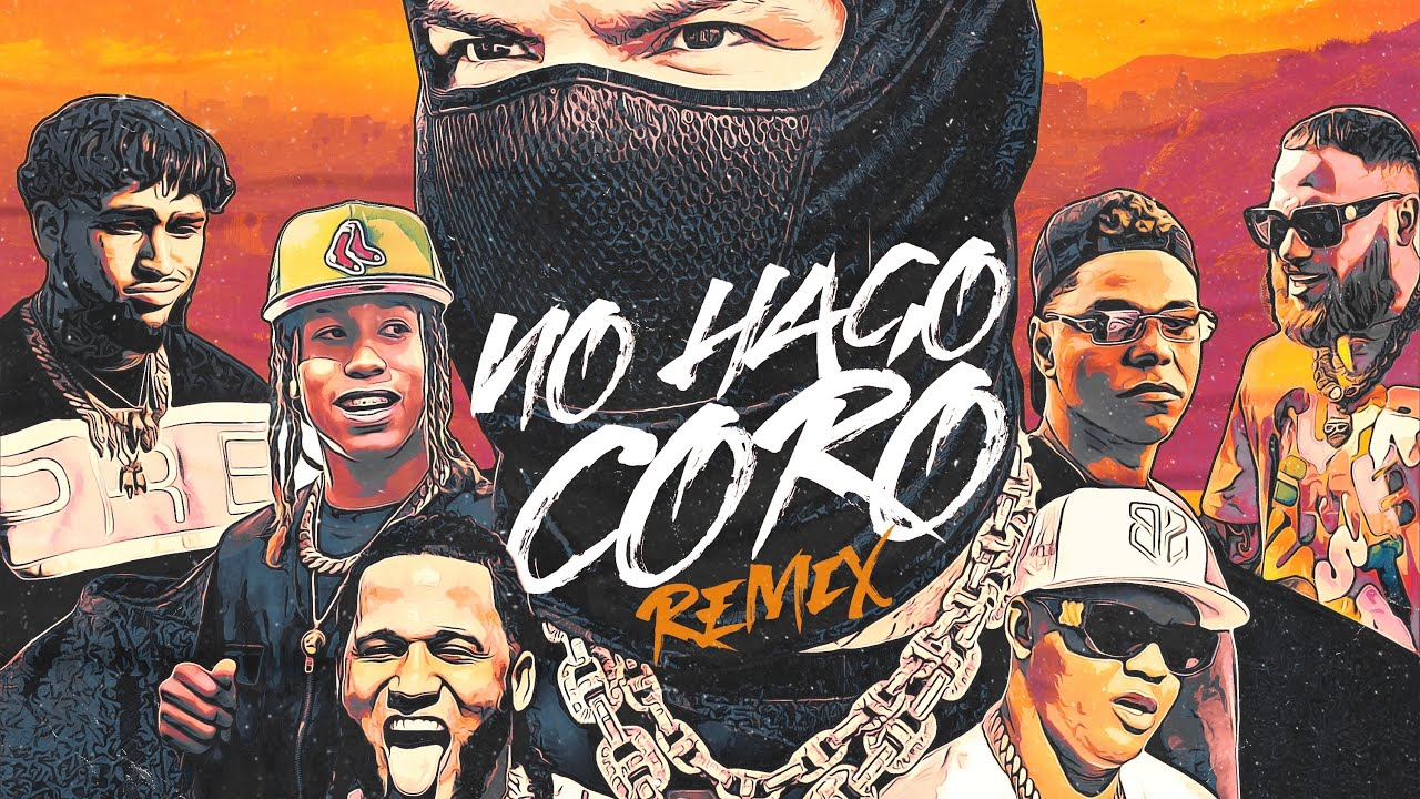 No Hago Coro Remix – Farruko, Ghetto & Varios