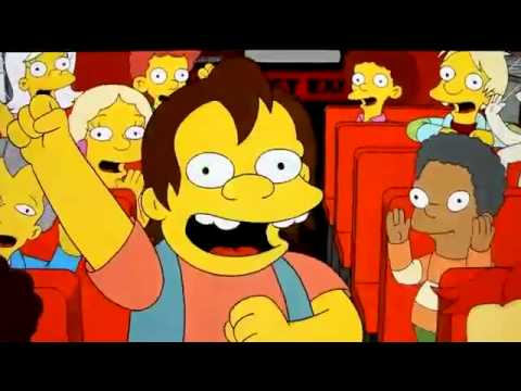 The Simpsons  Tik tok (on the clock)