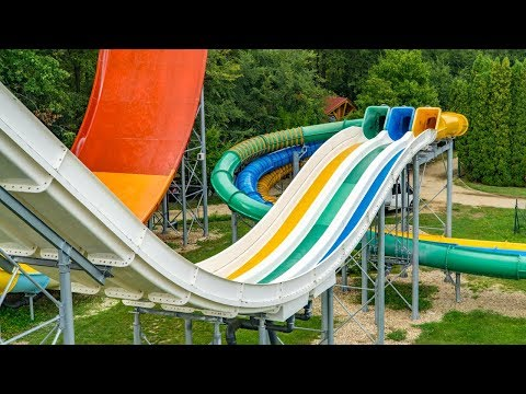 "Racer Water Slide ""Dragero"" 