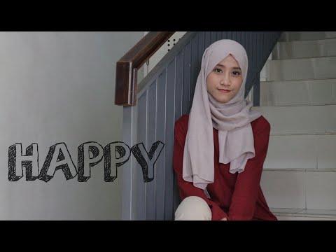 Happy | Skinnyfabs (cover With Lyrics) // Marsya Ardini