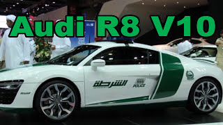 Top 10 Most Expensive Dubai Police Supercars