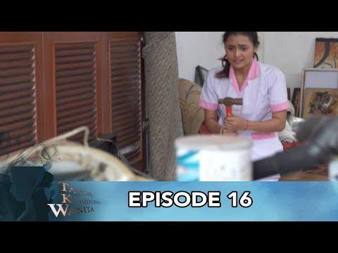 Tangis Kehidupan Wanita Episode 16 Part 3 - Berjuang Jadi TKW Untuk Membebaskan Ibu dari Bapak Tiri