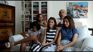 La niña saharaui Teslam participa en el programa 'Vacaciones en Paz'