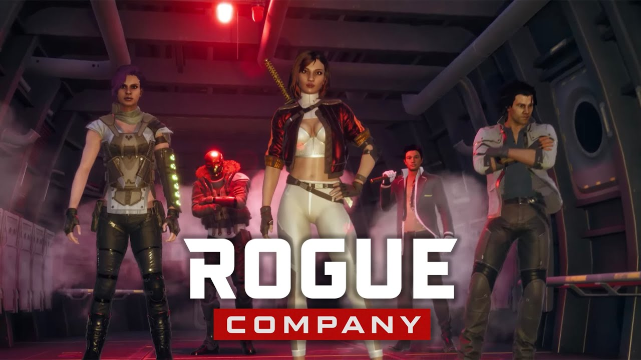 Rogue Company - Coming Soon to All Platforms - Early Look - YouTube
