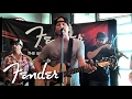 """watch he video of Dierks Bentley Live   """"Draw Me a Map""""   Fender"""