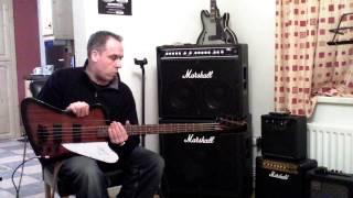 Epiphone Thunderbird IV Bass Review