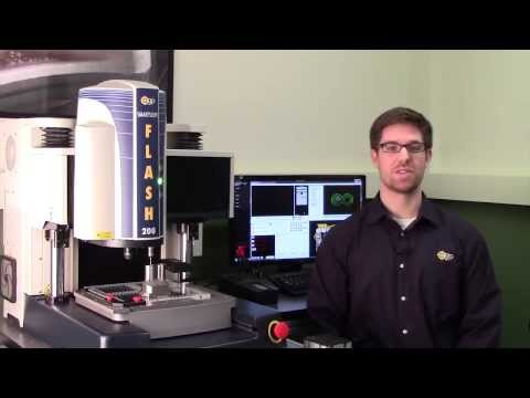 SmartScope® Flash™ 200 by Optical Gaging Products