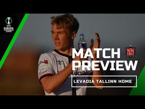Greg Sloggett | Dundalk FC v Levadia Tallinn Preview
