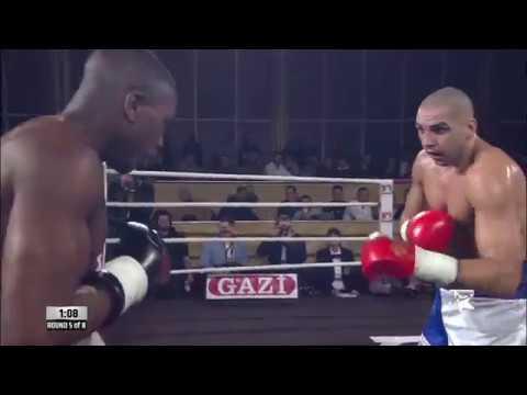 Serge Michel vs. Giovanni Rijkaard Full Fight live from sky Sport News HD