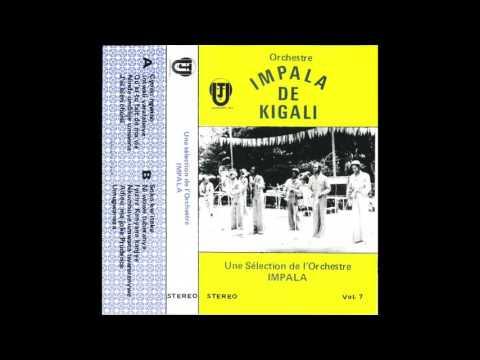 Orchestre Impala de Kigali | Album Vol. 7 [Full Cassette] | World Traditional | Rwanda | 1986