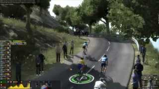 Pro Cycling Manager  Let´s play en español - Tour de Francia  Etapa 20  (Cap. 56)