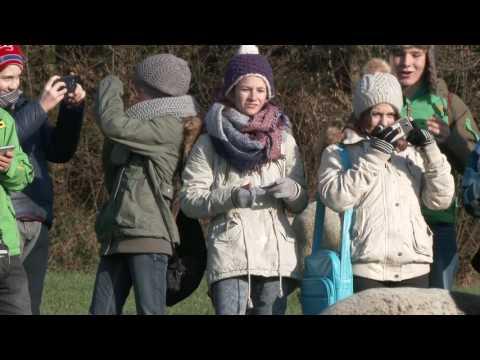 Das Projekt Wanderherde im Winter 2015/2016