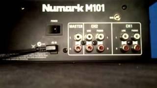 Numark m101-part 1