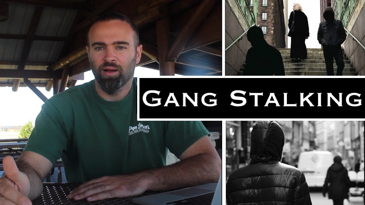 how to become a gang stalker