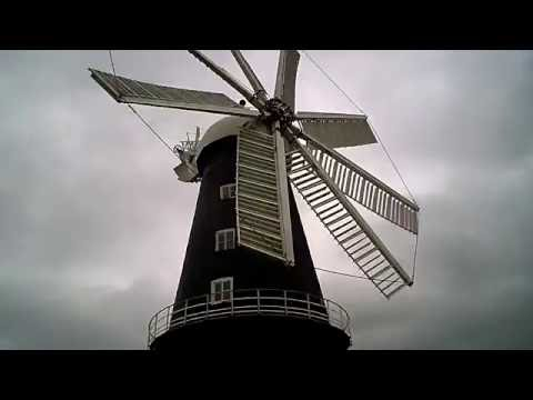 Heckington 8 Sail Windmill