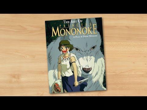 the-art-of-princess-mononoke