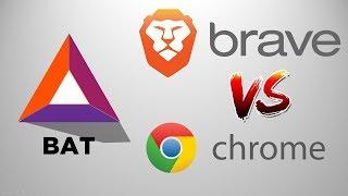 Криптовалюта BAT | Браузер Brave | Basic Attention Token