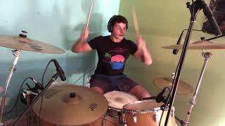 The Power Station - Some Like It Hot - Drum Cover By Marlon McDonald