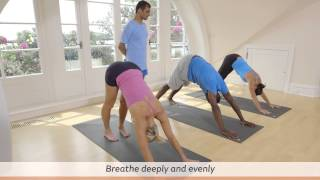10-Minute Yoga Class with Sharath Jois