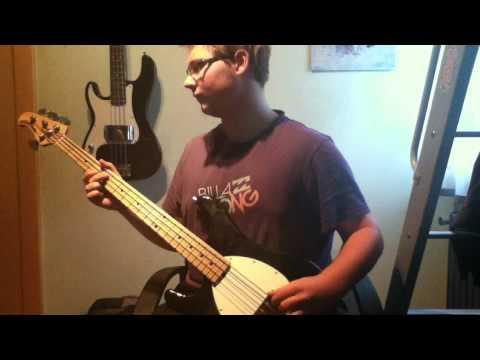 Sportfreunde Stiller - Ein Kompliment Bass Cover
