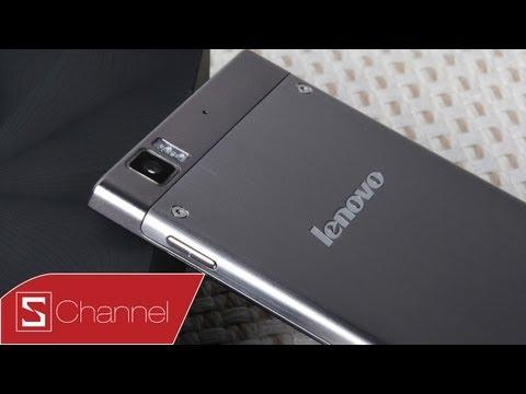Schannel - Mở hộp Lenovo K900 - Ấn tương đến từ thiết kế....- CellphoneS