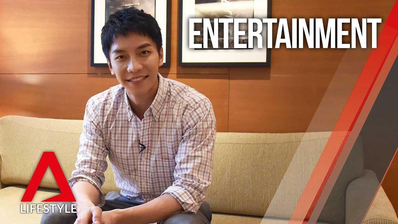 Lee Seung-gi on military life, going to the gym | CNA Lifestyle