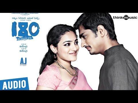 180 Songs  Telugu  Aj Song  Siddharth, Priya Anand, Nithya Menen  Sharreth
