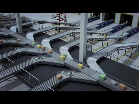 Follow Us In The Depot - 3d Animation And Reality