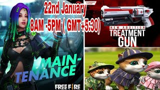 OB13 SERVER MAINTENANCE DETAILS|WHAT BIG IS COMING?🔥| NEW PET🐈 SYSTEM AND TREATMENT GUN 🔫 DETAILS