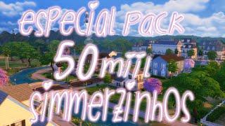 The Sims 4 | 50 Mil Simmerzinhos Especial Pack ❤