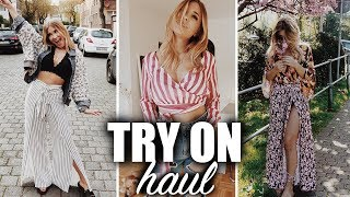 XXL TRY ON HAUL - asos, zara, mango | janasdiary
