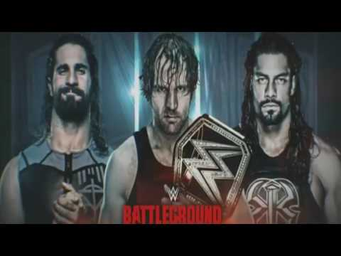 """WWE Battleground 2nd Theme For 30 minutes """"This Is a War"""" 2016"""