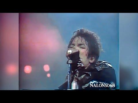 Michael Jackson - Bad Live At Wembley  1988   Enhanced