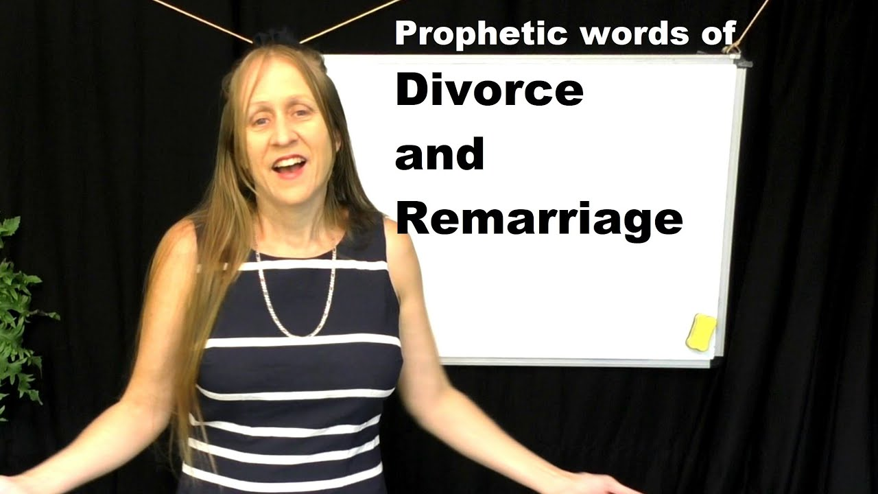 Out-of-Body Experience & Prophetic Words of Divorce & Remarriage