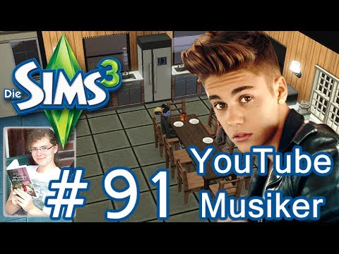 Let's Play Sims 3 Into the Future #91 - YouTube Musik Artisten haben es leicht?!
