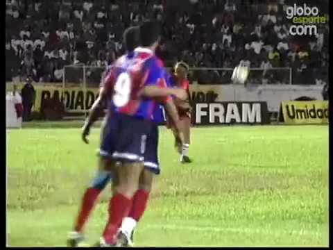 c73f42b137 1994 - Campeonato Baiano de 1994 - Bahia 1 X 1 Vitória-BA (Final ...