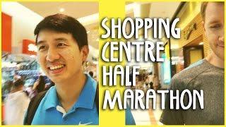 Can You Walk A Half Marathon In Westfield Chermside?