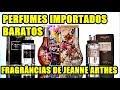 PERFUMES IMPORTADOS JEANNE ARTHES - Bons e Baratos