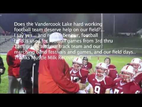 Muscle Milk Grant Vandercook Lake