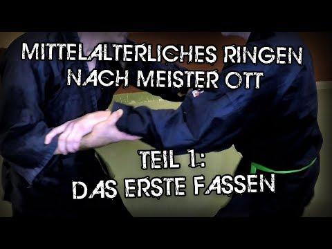 Mittelalterliches Ringe nach Meister Ott, Teil 1: Das erste Fassen