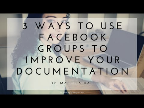How to Use Facebook Groups to Improve Your Documentation
